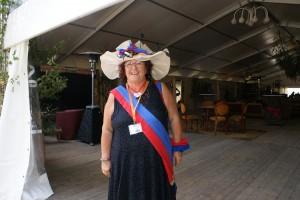 Die zweite Bürgermeisterin von Selb, Dorothea Schmid