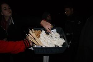 Marshmallows, natürlich nur biologisch dynamisch