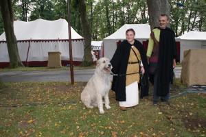 Ein wahrer Mittelalterhund