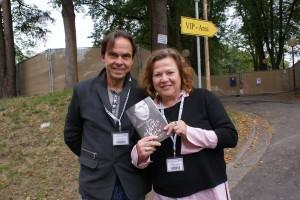 Matthias Eckoldt und Tatjana Rese