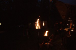 Feuerkörbe