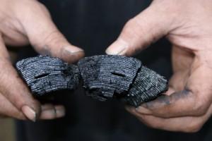 So muss eine gute Kohle ausschauen.