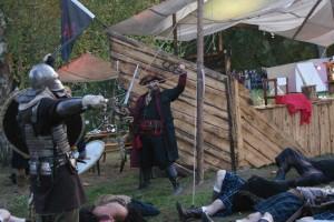 Wir haben es vollbracht! Der Schotte und sein Schamane wurden erledigt.