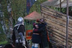 Admiral und Anführer der Wikinger: Für immer Freunde